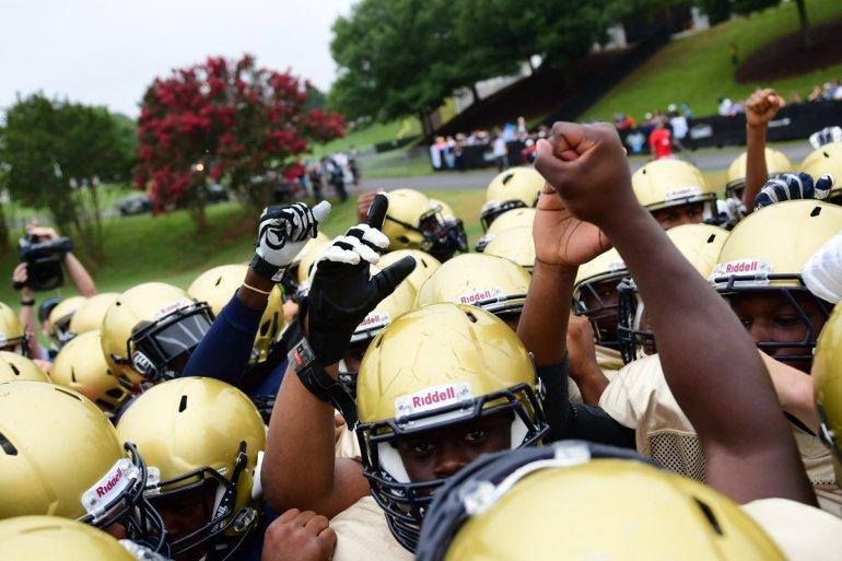 7x South Carolina State Champions 1932 1991 1994 1995 1996 2001 2014